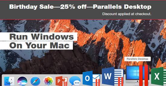 Parallels Desktop 13 19 Jun 2018