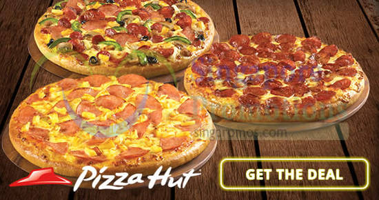 Pizza Hut Delivery feat 15 Jun 2018