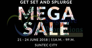 Reebonz up to 70% off Prada, Balenciaga & more mega sale at Suntec from 21 – 24 Jun 2018