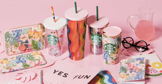 Starbucks x Ban.do 21 Jun 2018
