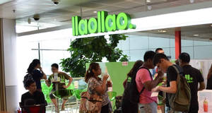 llaollao: Buy-1-Get-1-Free medium tubs at selected stores on Thursday, 25 April 2019!