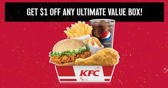 KFC feat 1 Jul 2018