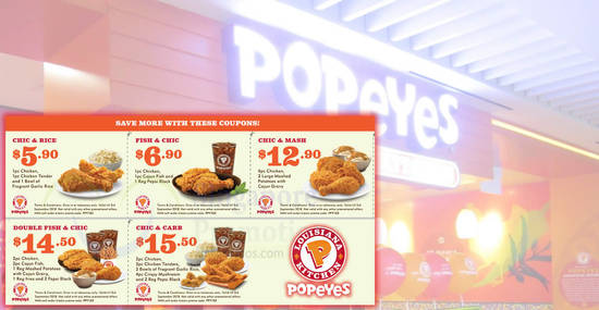 Popeyes feat 26 Jul 2018
