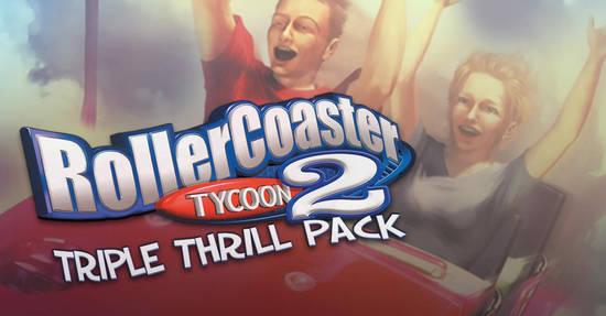 RollerCoaster Tycoon 2 24 Jul 2018