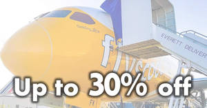 Scoot: Up to 30% off Fly fares to Kuching, Taipei and more with SAFRA cards! Book by 22 Jul 2018