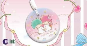 EZ-Link launches Little Twin Stars EZ-Charms available at selected Popular stores! From 21 Aug 2018