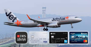 Jetstar Airways launches exclusive fares fr $50 all-in for DBS/POSB cardholders to 26 destinations! Book by 16 Aug 2018