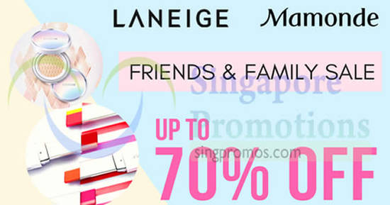 LANEIGE Mamonde Friends feat 16 Aug 2018