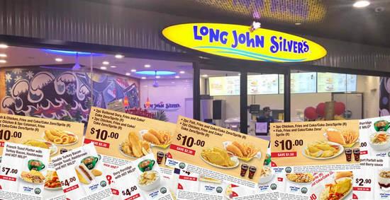 Long John Silvers feat 2 Aug 2018