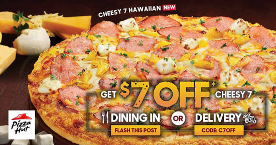 Pizza Hut feat 14 Aug 2018
