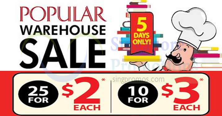 Popular Warehouse Sale Books From 2 Each Happening From 22 26