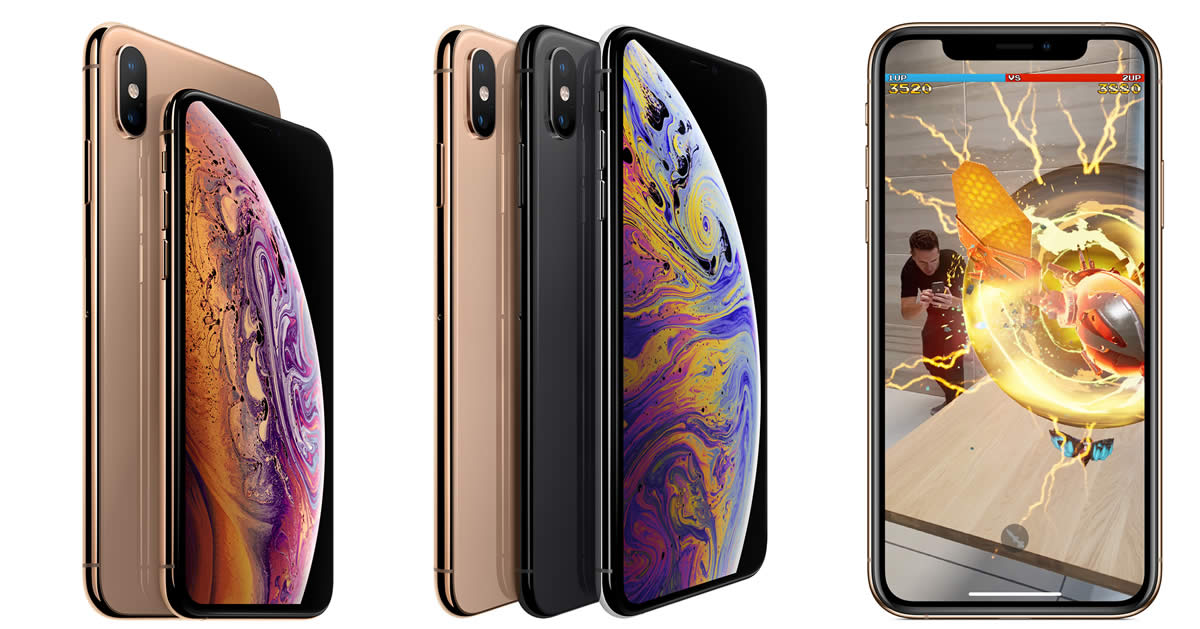 Apple New Iphone Xs And Iphone Xs Max Features Prices