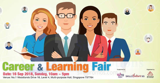 Career Learning Fair 10 Sep 2018