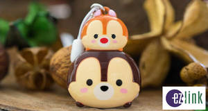 Featured image for EZ-Link releases new Disney's Chip 'n' Dale Tsum Tsum EZ-Charms at selected Popular Bookstores from 28 Sep 2018
