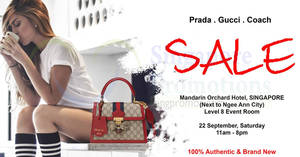 LovethatBag luxury branded handbags sale on 22 Sep 2018
