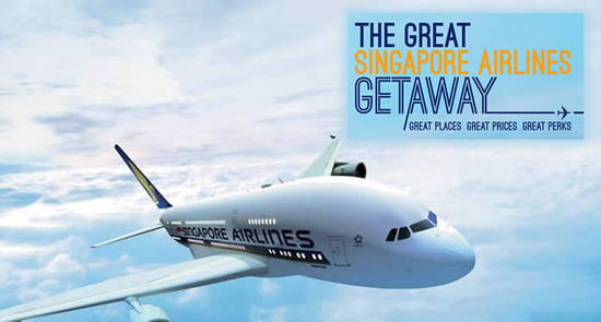 Singapore Airlines 6 Sep 2018