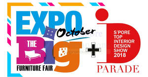 Expo Big Furniture Fair at Singapore Expo from 20 – 28 Oct 2018