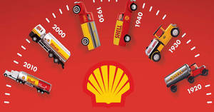 Shell Singapore launches limited edition Fuel Tanker collectibles in celebration of its heritage till 13 Jan 2019
