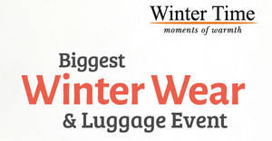 d3b3c9d2224 Winter Time up to 80% off Extravagant Expo Sale from 5 – 14 Oct 2018