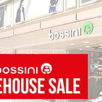 05800d9313fef5 Bossini warehouse sale – find bargains from just  3.90! Now on till 9 December  2018