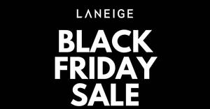 LANEIGE Black Friday Sale: Buy-2-get-1-free storewide from 23 – 25 November 2018