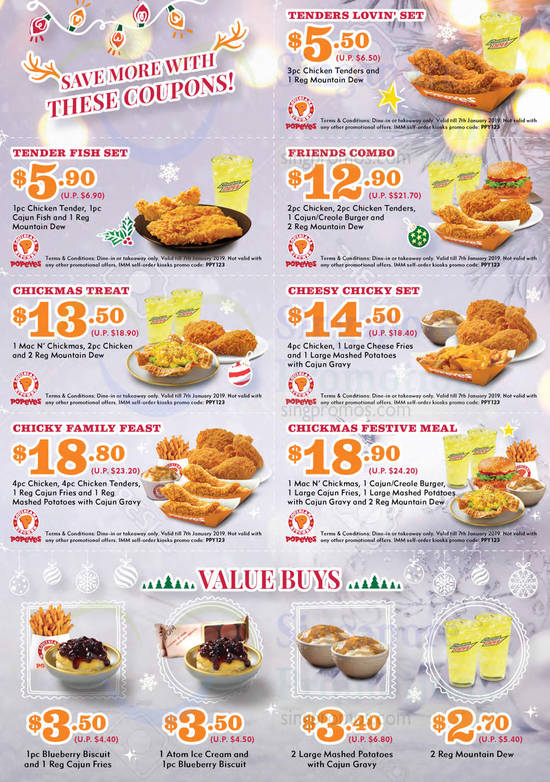 Popeyes coupons july 2019