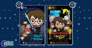 EZ-Link releases new Harry Potter collection cards from 11 December 2018