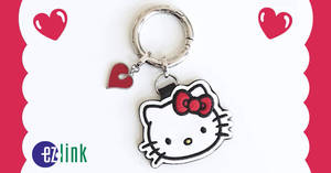 EZ-Link Hello Kitty EZ-Charm to be available at Suntec from 14 Dec 2018