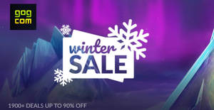 GOG.com Winter Sale with over 1,900 deals now on till 3 January 2019