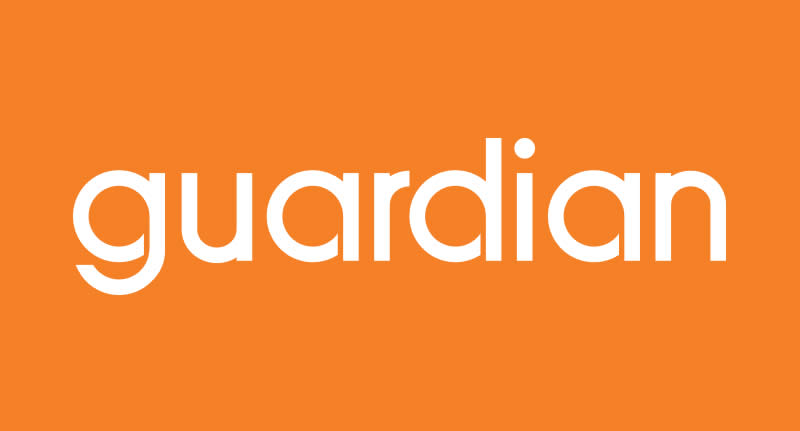 Featured image for Guardian: $10 / $25 / $35 off sitewide coupon codes valid at online store till 7 July 2021