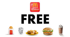 Here are the LATEST McDelivery codes for free McSpicy, McNuggets & more valid till 2 Jan 2019