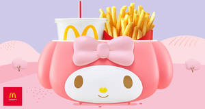 Featured image for McDonald's My Melody Holder to be available in Singapore from 6 December 2018