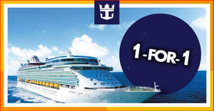 Royal Caribbean is offering Buy-1-Get-1-Free cruises; Roadshow at Raffles City from 14 – 20 Mar 2019