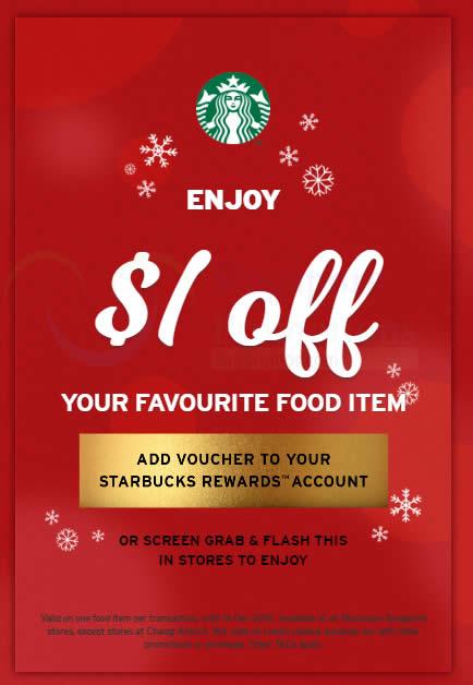 Starbucks: Flash these coupons to enjoy Buy-2-Get-1-Free, $1