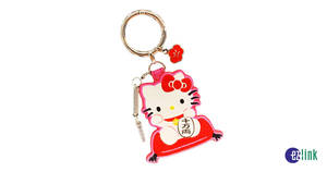 (Sold out!) EZ-Link releases new Fortune Hello Kitty EZ-Charm from 16 Jan 2019