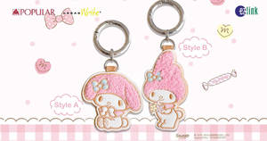 Featured image for EZ-Link releases new My Melody EZ-Charms from 25 Jan 2019