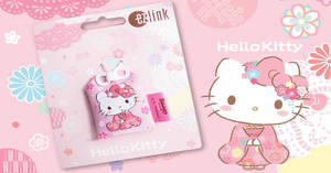 EZ-Link releases new Hello Kitty Omamori EZ-Charm from 21 Jan 2019