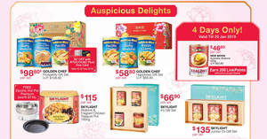 Fairprice: New Moon Australia Abalone abalone & other CNY offers valid till 23 Jan 2019
