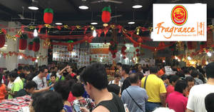 Featured image for Fragrance Foodstuff Chinese New Year factory sale now on till 4 Feb 2019
