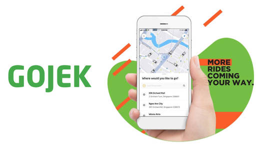 Gojek: 50% off five rides when you book from 9am – 5pm (From 16 Sep 2021)