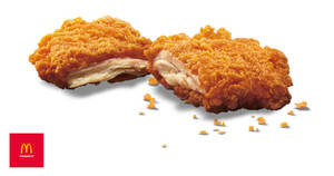Featured image for McDonald's launches new Crispy Chicken from 28 Feb 2019