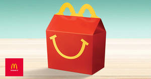 Free McDonald's Happy Meal for children who order in Chinese at selected outlets from 16 – 17 Feb 2019