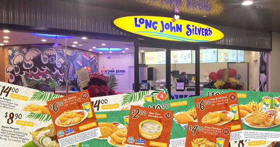 Featured image for Long John Silver's releases NEW discount coupon deals - just flash to redeem! Valid till 21 Apr 2019