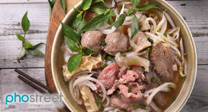 Featured image for Pho Street to offer signature Pho Beef Combination for S$0.60 at almost all outlets on 28 Feb 2019