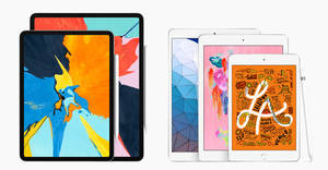 Apple launches new 10.5″ iPad Air and 7.9″ iPad mini from 19 Mar 2019