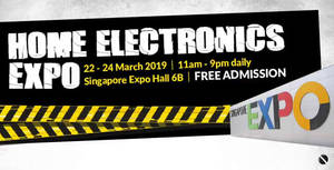 Home Electronics Expo by Megatex from 22 – 24 March 2019