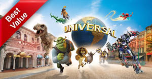 Universal Studios Singapore exclusive deal for Mastercard holders till 29 April 2019