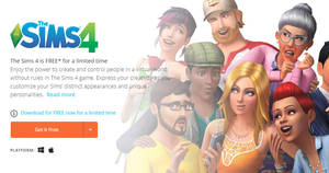 Electronic Arts' The Sims 4 is FREE* for a limited time from 23 – 28 May 2019