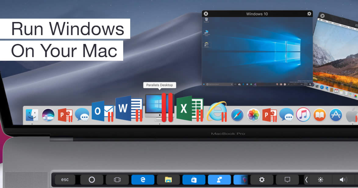 Featured image for Parallels: Save 10% off Parallels Desktop software with this code valid till 1 Jan 2021