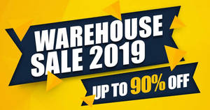 Sonicgear, Alcatroz, Armaggeddon and more up to 90% off warehouse sale from 27 – 30 June 2019